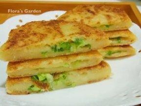 輕鬆做《蔥油餅》,簡單做料理
