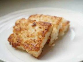 台式蘿蔔糕(素)