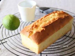 檸檬磅蛋糕(無泡打粉)