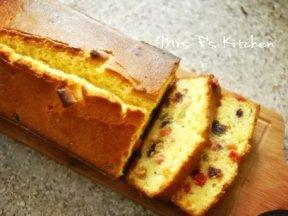 水果蛋糕Fruit Cake