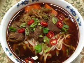 川味紅燒牛肉麵,簡單做料理
