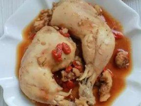 【鹽焗雞(Baked Salted Chicken)】