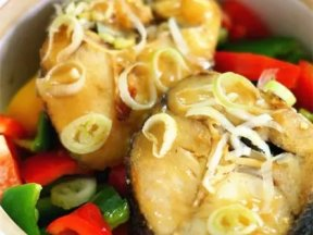 砂鍋銀鱈魚煲