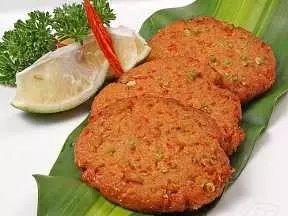 泰式煎素魚餅