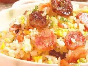 米飯這樣炒,好吃的不得了!99%的看後都收了!