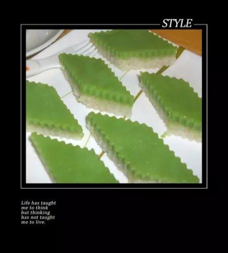 V App Rice Cake