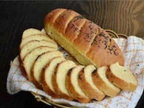 超詳細:奶香全麥麵包(附流程+圖片)