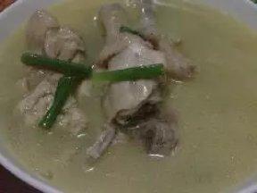 香菇燉雞湯