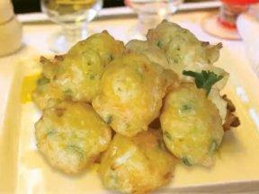 (素食)炸蔬菜球的做法,簡單易做的美食小吃!絕對值得強力推薦!