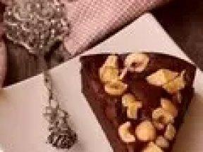 2種無粉巧克力蛋糕食譜做法
