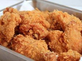 教你如何炸出像肯德基般的炸雞!! 以後再也不用去kfc吃雞肉了!!