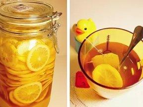 檸檬水的正確泡法,99%的人都錯了~~~