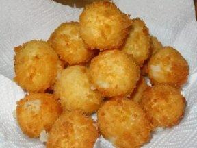 如何製作香脆馬鈴薯球。適合所有素食者。感恩分享。如果喜歡,歡迎大家分享出。