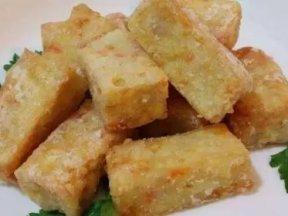 自製海鮮豆腐,美味可口,有錢都買不到來吃!!