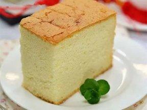 海綿蛋糕(Sponge Cake)